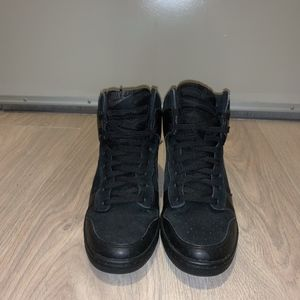 Authentic Nike Sky Hi Wedge Sneakers